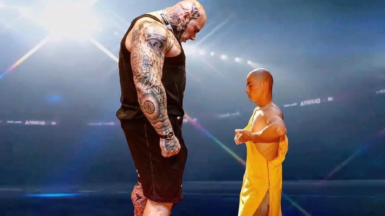 Hiç Kimse Bir Shaolin Keşişini Yenemez. İŞTE KANITI