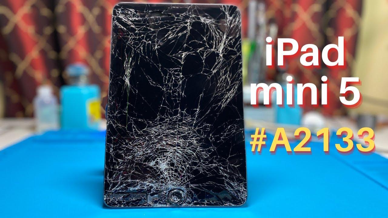 iPad mini 5 screen replacement tutorial video