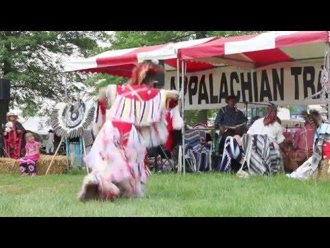 Appalachian Festival Native American Dance 2015 Old Coney Cincinnati OH