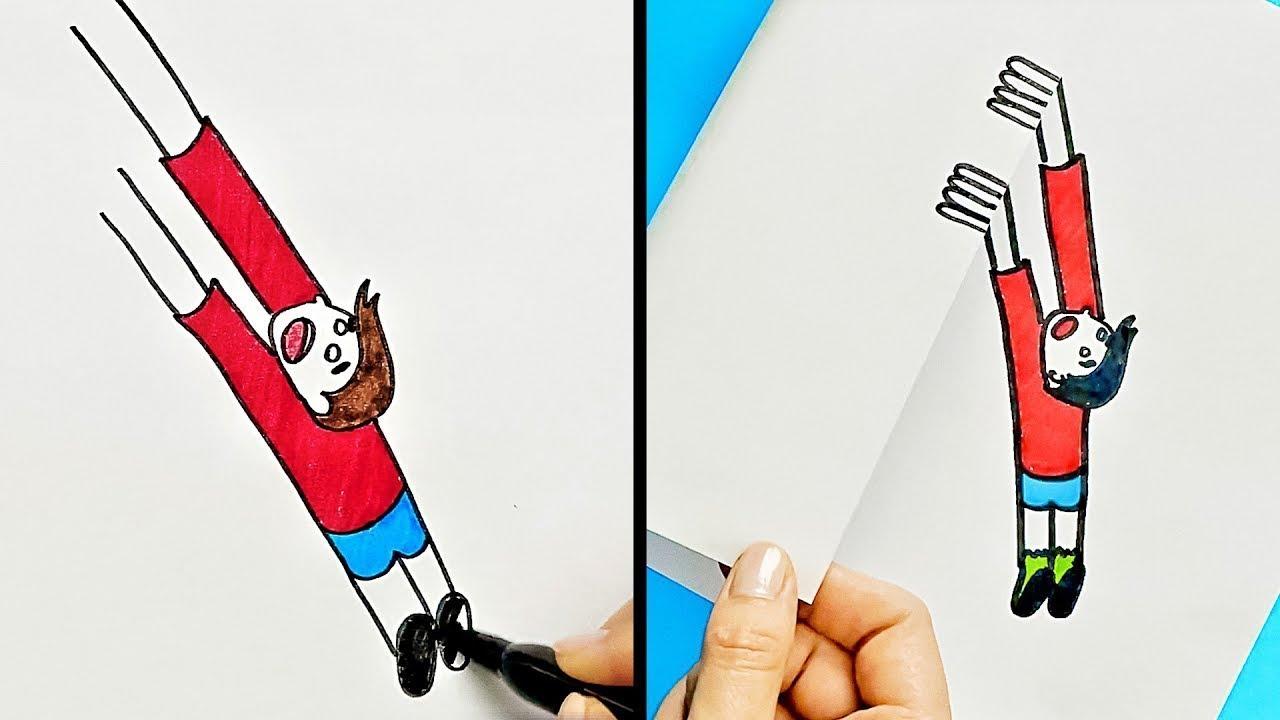 29 Truques E Ideias Muito Legais Para Desenhos