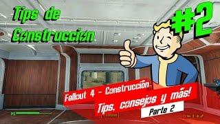 Tips de Construccion Fallout 4 / Trucos para construir #2