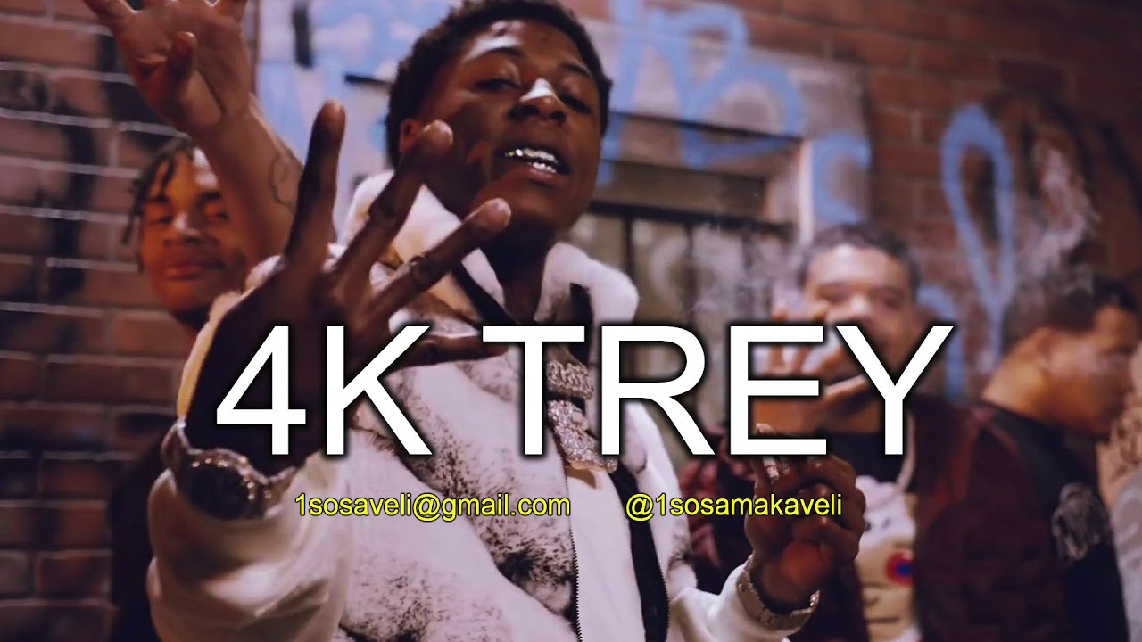 Nba Youngboy Type Beat 4k Trey Prod By Makavelinthis Youtube