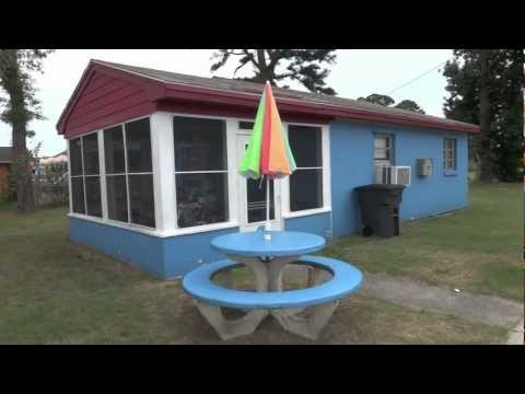 Hotel Tour: Chincoteague Island Vacation Cottages Rentals Ocean Cabana #2 Chincoteague Island VA