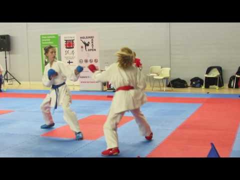 HELSINKI Karate Open 2017  Exact day (2017.08.19)
