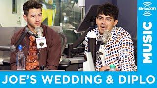 How Joe Jonas' Parents Reacted to His Surprise Wedding