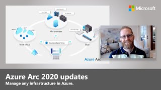 Azure Arc | 2020 Updates | Azure services anywhere