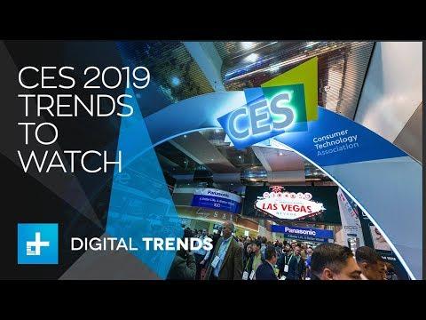 .CES 2019 照明顯示及其周邊產品匯總最新報導