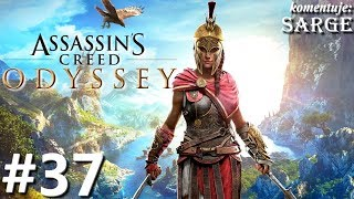 Zagrajmy w Assassin's Creed Odyssey [PS4 Pro] odc. 37 - Zimorodek i Drozd