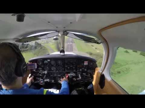 Elstree Final Approach And Landing youtube