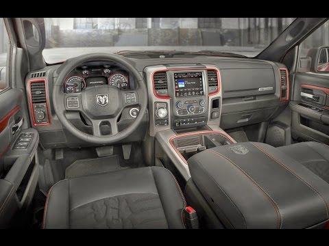 Dodge RAM REBEL HEMI 2016 4x4 Truck Review
