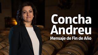 Mensaje Fin de Año - Concha Andreu, Presidenta del Gobierno de La Rioja