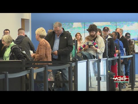 TSA Hopes Both Sioux Falls Airport X-ray Scanners Will Be Working Saturday