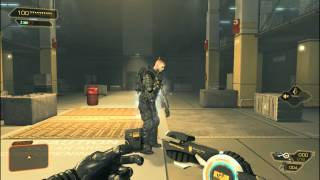 Safest and funniest way to kill Barret in Deus Ex Human Revolution
