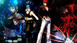 KOF MUGEN 2015 - Con Chars y Stages Hi-Res HD MF