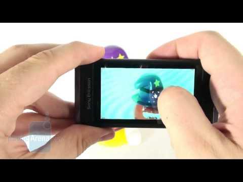 Sony Ericsson Aino Preview