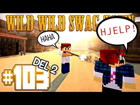 DUELL! - Swag Town 103 Del 2 (Norsk Minecraft)
