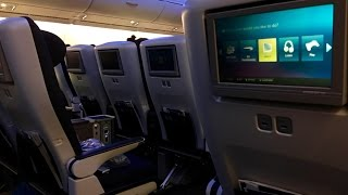 2015 british airways   airbus a380   lax lhr   world traveller plus