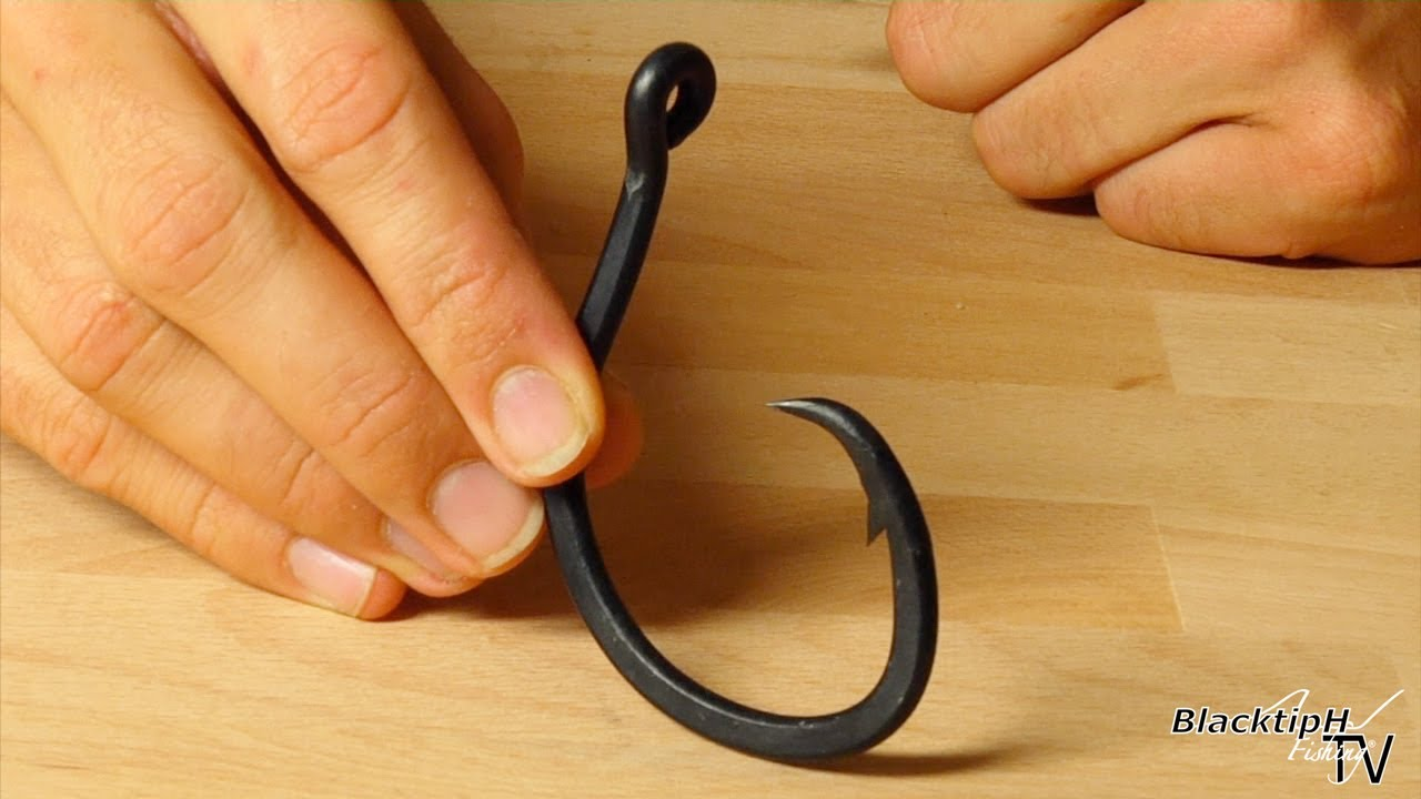 shark fishing hooks youtube On shark fishing hooks