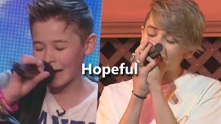 Leondre Devries | Voice Change | Hopeful LIVE Edition thumbnail