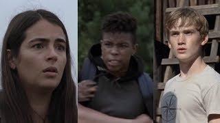 SPOILERS! The Walking Dead OMEGA PROMO BREAKDOWN! LEAKED EPISODE DESCRIPTIONS FOR THE ENTIRE SEASON!