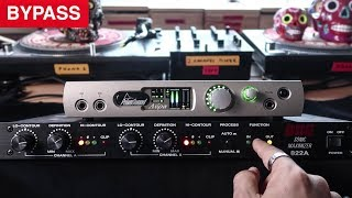 Mixing Top Secret Weapons: BBE Sonic Maximizer