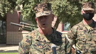 USMC Update On Missing Marines