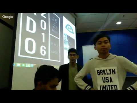 APU Debate Open 2016 - Round 3 - Room 1