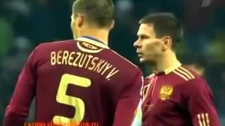 Смешная озвучка футбола  (Россия - Германия)