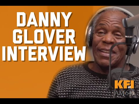 Danny Glover talks his start in acting, media and benefits of activism.