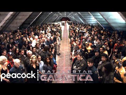 Battlestar Galactica   The Line