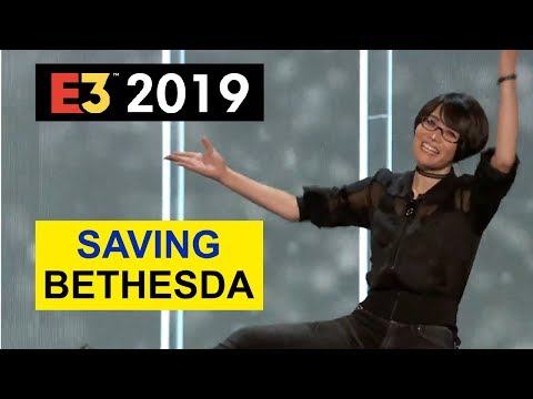 Tango Gameworks Ikumi Nakamura, Ghostwire TokyoPresentation   | E3 2019 Bethesda Conference