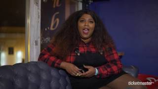 Go Behind the Scenes with Lizzo