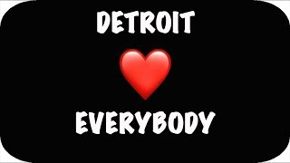 DETROIT LOVES EVERYBODY | My City | #Detroit #TheLittlesFamily #MerryChristmas