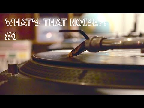 What's That Noise?! #1 Vinyl talk with Samson - Jakarta/Indonesia