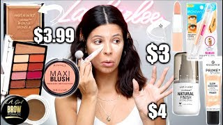 MY HOLY GRAIL MAKEUP UNDER $5 ... super affordable!