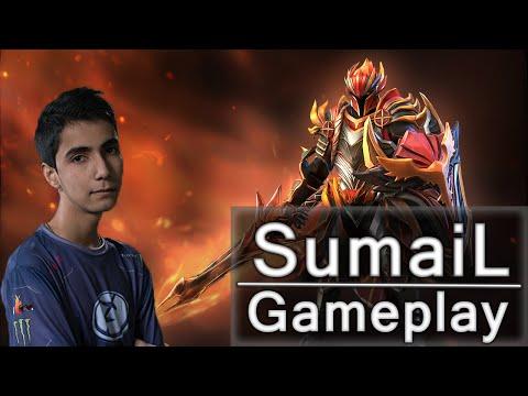 EG.SumaiL Dragon Knight Gameplay - Evil Geniuses