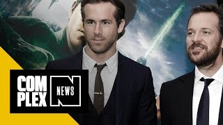 DC Claps Back at Ryan Reynolds' 'Deadpool' Shade by Reminding Him of 'Green Lantern'