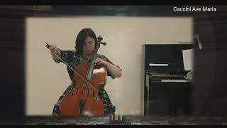 Caccini Ave Maria Cello Zenith-juhye Ju-eun Kim Piano 카치니 아베 마리아 첼로 황주혜 김주은 피아노