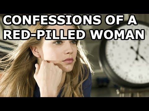 Confessions of a red-pilled woman