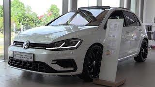 2018 Volkswagen Golf R Facelift | Start Up, In Depth Review Interior Exterior 2017