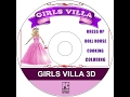 Girls Villa 3D - Ultimate Games for Girls Software - 4 Different Games