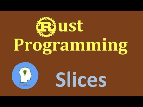 Rust Ownership Model (part 6) | Slices in Rust programming language thumbnail