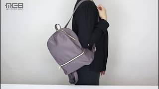My Ever Bag Fashion mini backpack for women, college girl, travel, work, mochila de mujer