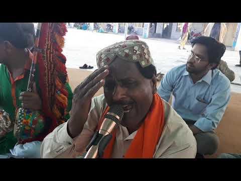 Daily Mystic Music Mahfil (program) at Shrine of Sachal Sarmast Daraza Sharif Khairpur Sindh Pakista