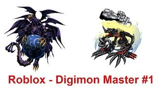 Roblox - Digimon Master: Where are the bosses #1