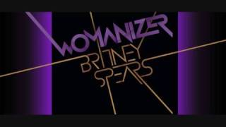 BRITNEY SPEARS WOMANIZER  OFFICIAL SONG (HQ AUDIO+SUPER DOWNLOAD)