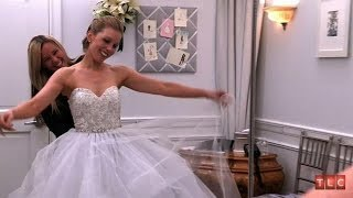The Bride Wore Blue | Say Yes to the Dress