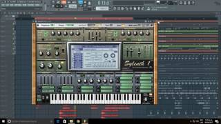 kshmr   id welcome to kshmr vol 8 fl studio remake by patrick reed flp