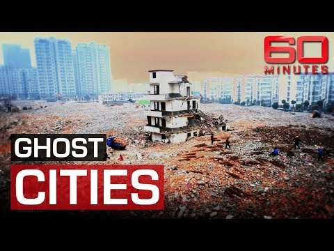 Inside China's ghost