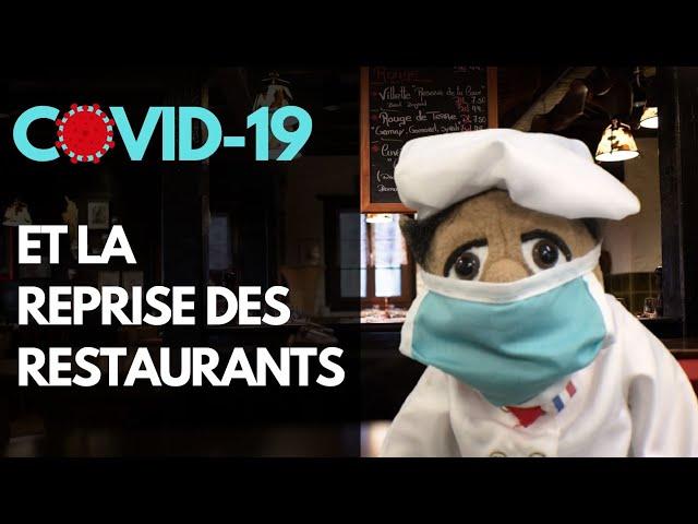 Covid-19 et reprise des restaurants sur La Rochelle